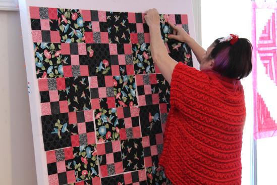 Jeannie's quilt