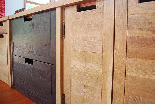 conception de mobilier intégré