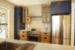 conception de cuisine mont-tremblant
