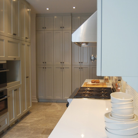 classique kitchen design mont-tremblant