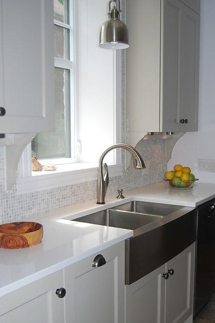 design et conception de cuisine mont-tremblant