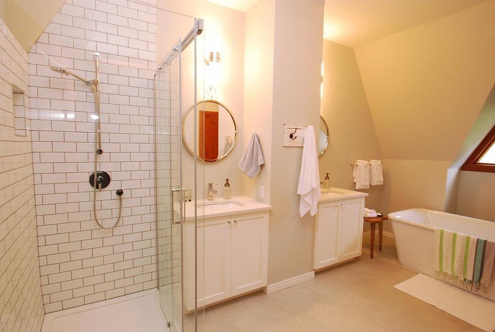Design de salle de bain laurentides