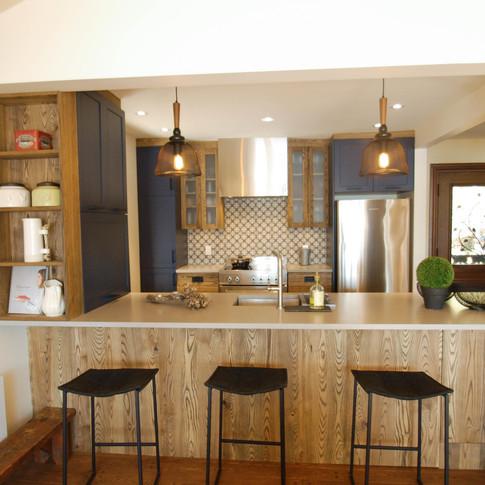 design de cuisine mont-tremblant