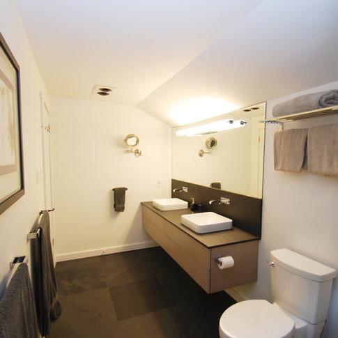 bathroom design mont-tremblant