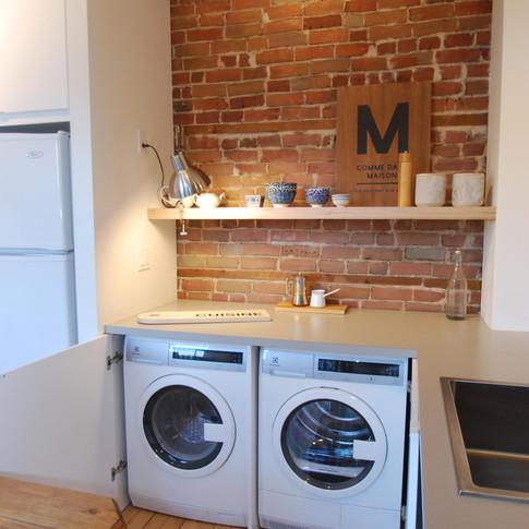 armoire de cuisine sur mesure