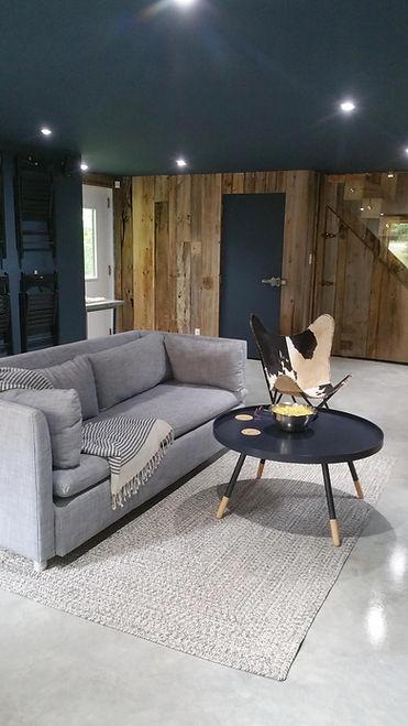 design commercial Mont-Tremblant, Laurentides