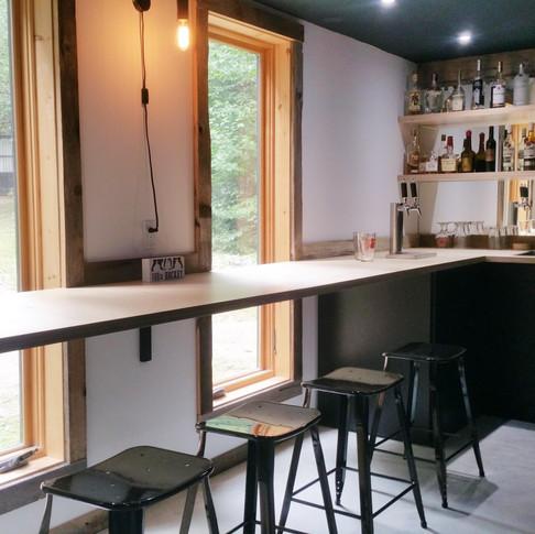 design comptoir bar