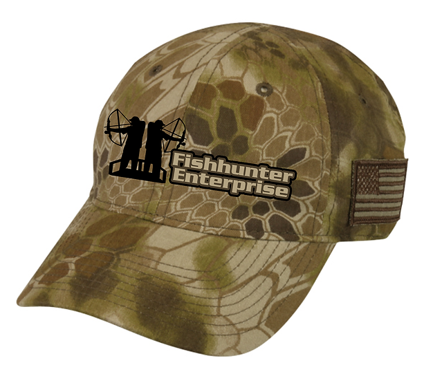 Camo Logo Hat