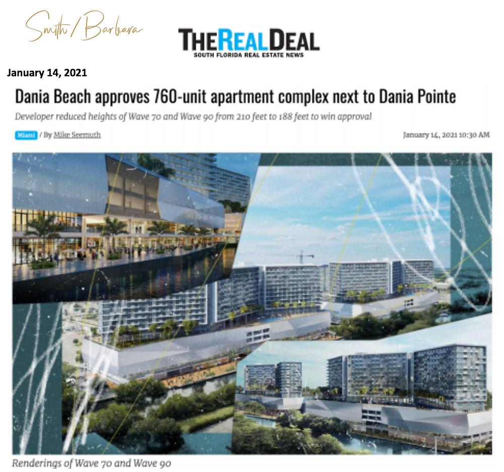 Dania Beach Real Estate