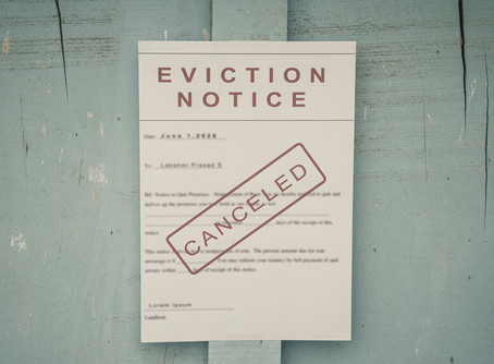 Falsehoods About the Temporary Halt to Residential Evictions