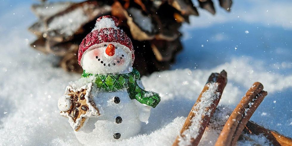 Julefrokost i test- og demonstrasjonstunnelen