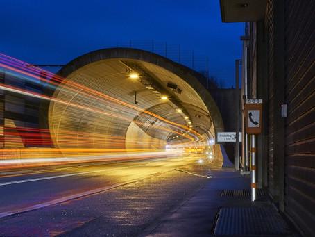 Kapasitetsløft Tunnelsikkerhet