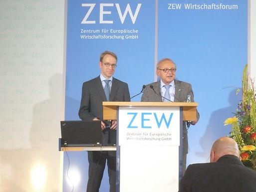 GFA beim ZEW Wirtschaftsforum 2012 am 14.06.2012