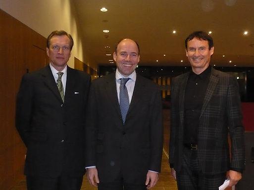 GFA-Premium-Partner J.P. Morgan mit Company Presentation am 29.10.09 im Hörsaalzentrum HZ 12