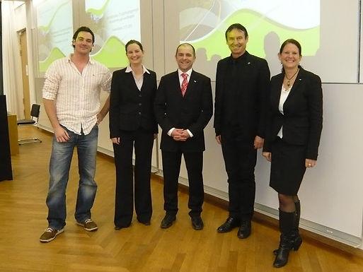 GFA-Förderunternehmen SEB AG zu Gast mit Fachvortrag am 21.01.2010