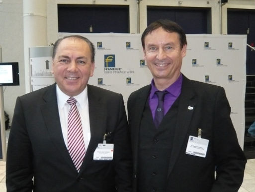 GFA zu Gast bei der 12. EURO FINANCE WEEK 2009/F.A.Z. Career in Finance Forum in Frankfurt