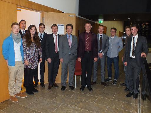 GFA-Partner IKB Deutsche Industriebank AG zu Gast mit finanzwirtschaftlichem Dialog am 08.11.2012