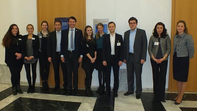 McKinsey&Company zu Gast mit Fachvortrag im House of Finance am 23.01.2014