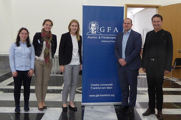 GFA supporter Bayer AG with Talk & Company Presentation at House of Finance, June 7th, 2017