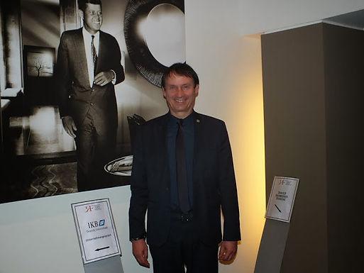Dr. Trummer zu Gast bei IKB Deutsche Industriebank AG