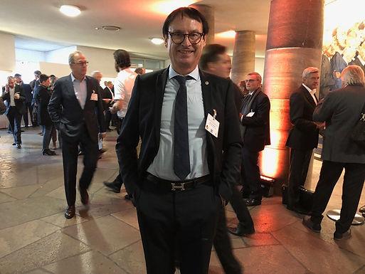 GFA @ 10th German Economic Forum in Frankfurt, November 15th, 2018