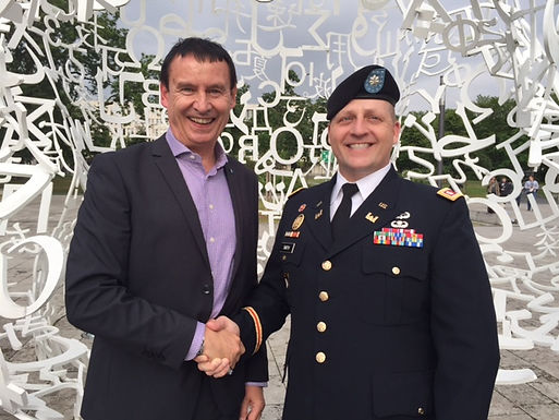 Lecture of Lieutenant Colonel Daniel R. Smith, US Military Academy West Point, June 1st, 2015