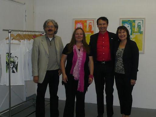 GFA goes Art bei Kerstin Lichtblau am 14.07.2011