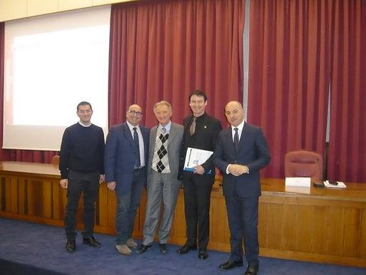 1. University of Catania Company Day 2012 mit UniCredit und GFA