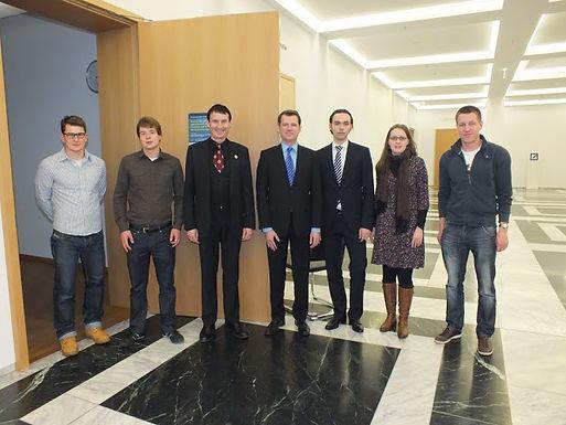 GFA-Förderunternehmen Anadeo Consulting mit Fachvortrag im House of Finance am 12.01.2012