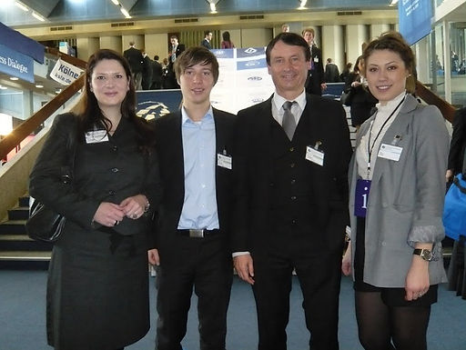 GFA zu Gast beim 13th World Business Dialogue am 17./18.03.2010