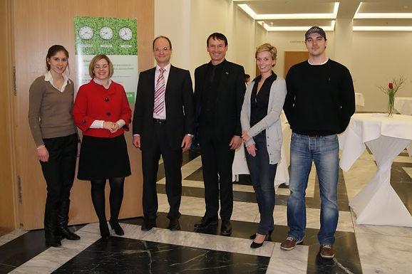 GFA-Premium-Partner SEB AG zu Gast mit Fachvortrag im House of Finance am 27.01.2011