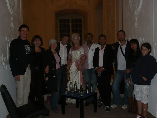 GFA beim Schlossfest der Uni Mannheim am 17.09.2011