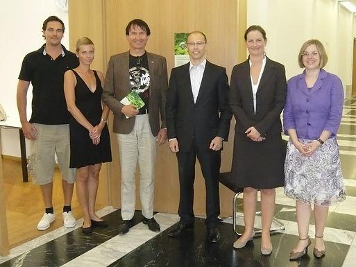 GFA-Premium-Partner SEB AG zu Gast mit Fachvortrag im House of Finance am 01.07.2010