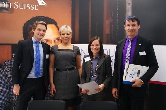 3. GFA Career Fair & Company Dialogue 2011 im House of Finance am 05.05.2011 – ein großer Erfolg