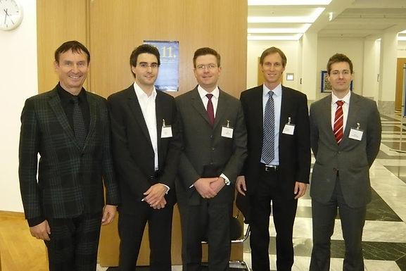GFA-Förderunternehmen McKinsey & Company mit Vortrag im House of Finance am 18.11.09