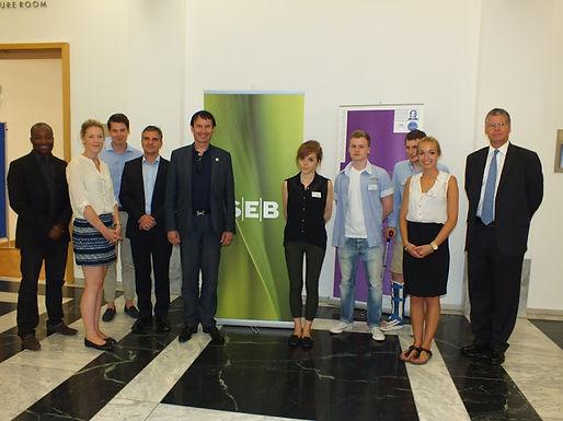 GFA-Premium-Partner SEB AG zu Gast mit Fachvortrag im House of Finance am 20.06.2013