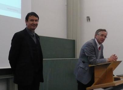 GFA-Präsentation in der U3L am 10. Dezember 2009