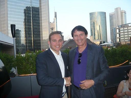 GFA bei EBS-Alumni-Alliance am 23.08.2012 in Frankfurt