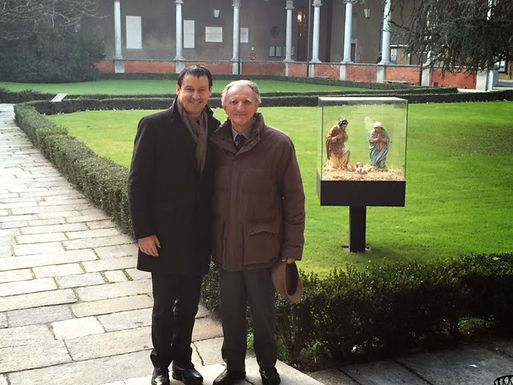 GFA zu Gast bei Universita Cattolica del Sacro Cuore sowie Intesa SanPaolo in Mailand im Januar 2015
