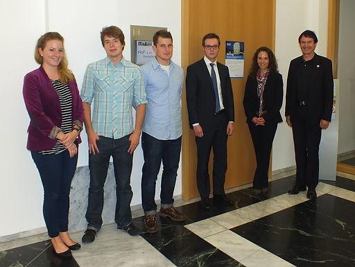 GFA-Premium-Partner zeb/rolfes.schierenbeck.associates gmbh mit Fachvortrag im HoF am 21.06.2012