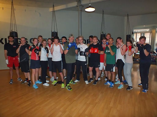 13. GFA Exclusive Personal Fitness Boxing Workout am 29.04.2014