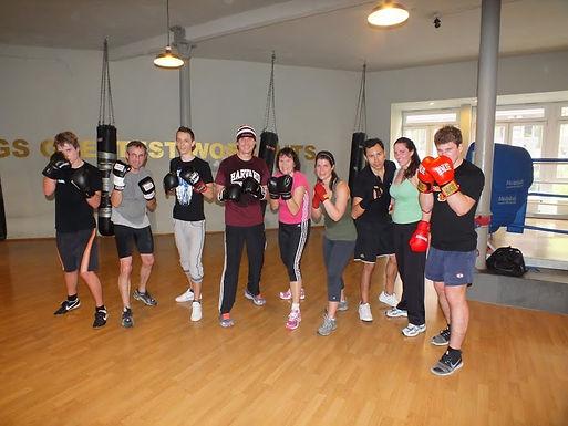 GFA Athletics – 5. GFA Fitness Boxing Workout am 24.04.2012