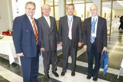 16th Annual Meeting der German Finance Association vom 08.-10.10.2009 im House of Finance