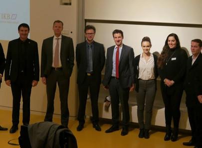 IKB Deutsche Industriebank AG zu Gast mit Präsentation und Case Study am 27.11.2013