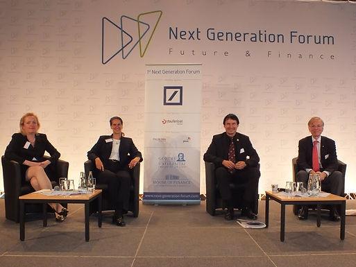 GFA als Partner bei Next Generation Forum am 15./16.06.2012 in der Goethe-Universität
