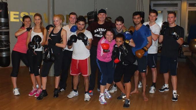 7. GFA Fitness Boxing Workout am 15.01.2013