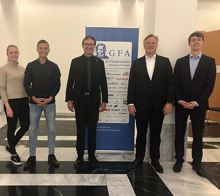 DEKA Bank with Company Presentation at House of Finance