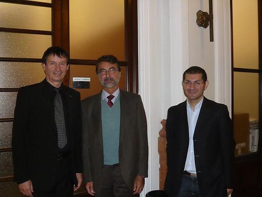 GFA zu Gast in Mailand am 13./14. Oktober 2011