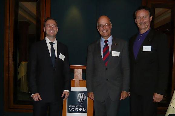 GFA bei Oxford Business Alumni am 06.09.2011
