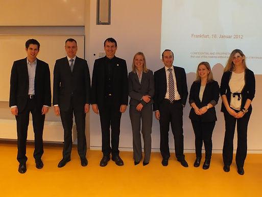 GFA-Förderunternehmen McKinsey&Company mit Fachvortrag im Hörsaalzentrum am 18.01.12